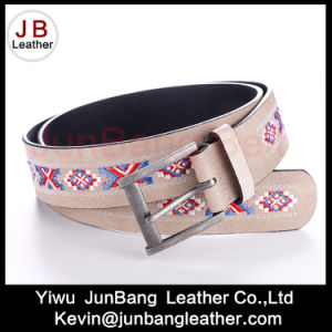 Hot Selling Fashion Ladies Embroiders Belts pictures & photos
