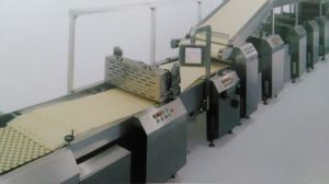 Rotary Cut Hard Biscuit Forming Machine pictures & photos