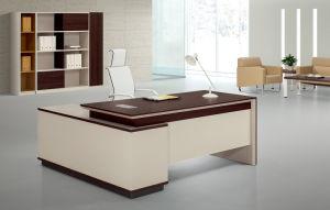 1.6m Wooden L Shaped Modern Design Manager Office Desk Table (Office  Furniture)