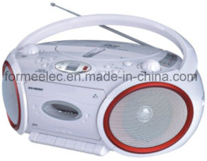DVD CD MP3 Boombox Cassette Recorder Player Combo pictures & photos
