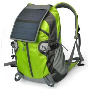 Diffe Color New Design Solar Bag With Charger