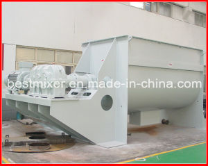Industrial Powder Ribbon Mixer pictures & photos