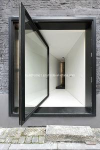 China Best Price Guarantee Aluminium Front Pivot Doors - China ...