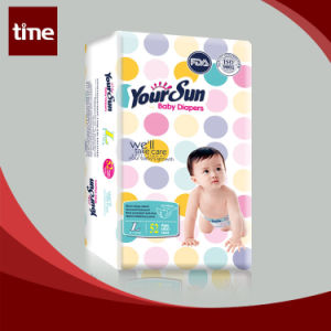 Top Quality Disposable Sleepy Baby Diaper for Us Market pictures & photos