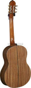 39′′ Zebra Wood Classic Guitar pictures & photos