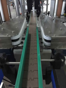 Round Square Bottle Labeling Machine