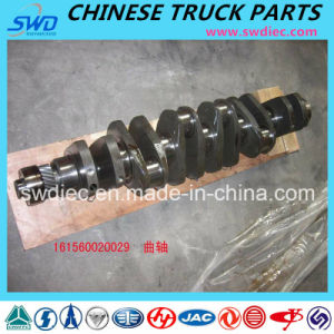 Genuine Crankshaft for Sinotruk HOWO Truck Spare Parts (161560020029)