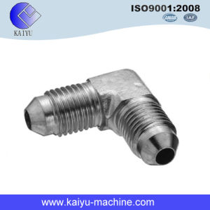 Brass Compression Fitting for Pipe Male Elbow pictures & photos