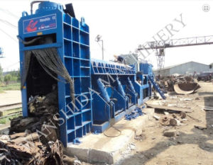 Waste Steel Baling Shear / Scrap & Recycling Shear Baler for Steel Plant