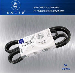 Auto Natural Rubber V Ribbied Belt 6pk2225 W140 W210 W202 pictures & photos
