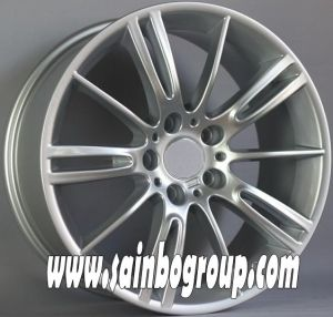 Replica Alloy Wheels, 5 Hole Wheel Rims pictures & photos