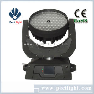 New 108*3W LED Lighting Moving Head Touchscreen with Zoom pictures & photos