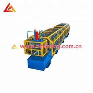 Xiamen Liming Roll Forming Machine Square Gutter Making Machine