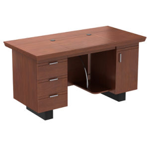 China Lowest Price Executive Wooden Office Table Design Computer