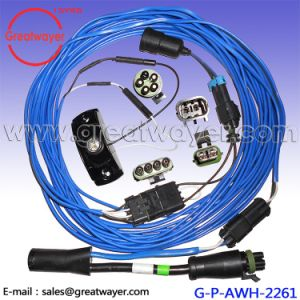 12awg 5 pin delphi connector adatper 5 pin socket trailer wiring harness