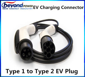 Sae J1772 32a Type 1 Ev Charging Connector Level 2 16a Charger Cable