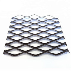 1.2mm-10.0mm Chinese Aluminum Facade Mesh Panel Manufacturer