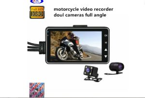 Motorcycle DVR Camera/ Motorcycle Drive Video Recorder for Motor Bike 1080P Full HD Motorcycle Dash Cam Support Black Bo