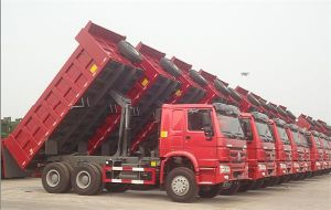Sinotruk 6X4 China Truck pictures & photos