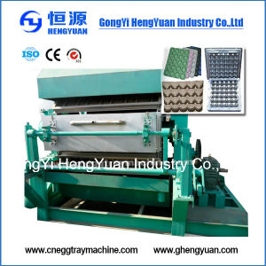 Energy Saving Waste Paper Pulp Egg Tray Making Machine
