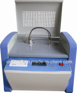 2000V Continuous Adjustable Insulation Oil Resistivity Tester (DLT-0812) pictures & photos