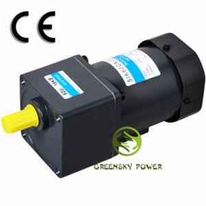 60W (stronger) Single Phase AC Induction Gear Motor pictures & photos