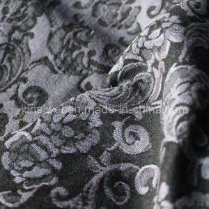 Jacquard Spandex Bengaline Fabric pictures & photos