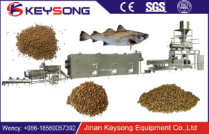 World Popular 800-1000kg/H Fish Feed Making Machine pictures & photos