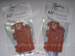 Paper Air Freshener Dispenser for Car pictures & photos