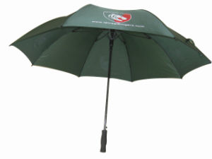 Automatic Open Windproof Golf Umbrella (GU004) pictures & photos