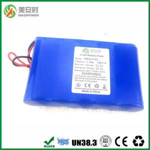 Real Capacity 2200mAh 22.2V Battery Pack