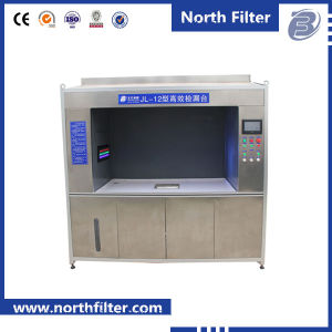 High Capacity HEPA Filter Gas Leaking Test Equipment