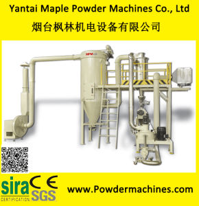 Low Noise Powder Coating Acm Grinder/Grinding Machine