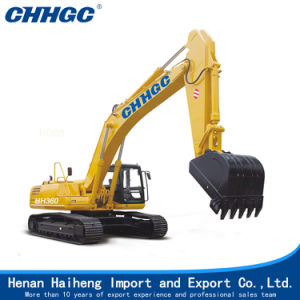 China 184kw Mini Bucket Wheel Excavator Navvy for Sale