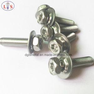 Stainless Steel Screws/Hex Bolt/Hexagon Head Torx Recess Bolt with High Quality pictures & photos