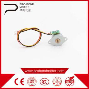 Potential Applications Micro 12V DC Step Gear Motor pictures & photos
