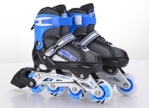 Three Colors Discount Inline Roller Skates