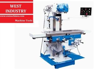 Universal Turret Milling Machine (MK6432) pictures & photos
