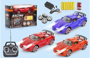 6 Channel High Speed Drifting Music R/C Cars Model
