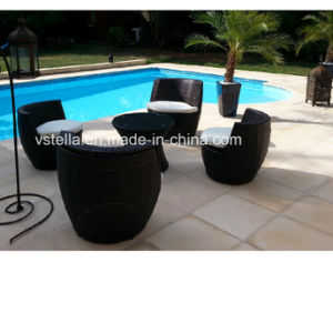 Garden Outdoor Wicker Patio Rattan Set