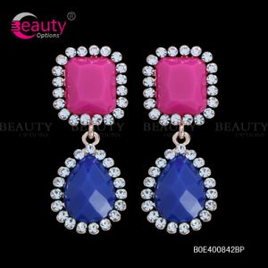 New Fashion Multi-Colorful Statement Drop Earring for Women