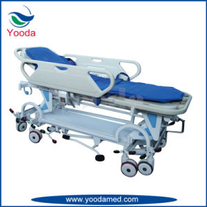 Operating Room Patients Transfer Stretcher pictures & photos