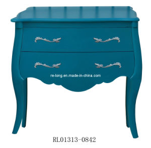 Ocean Green 2 Drw Storage Chests (RL01313-0842)