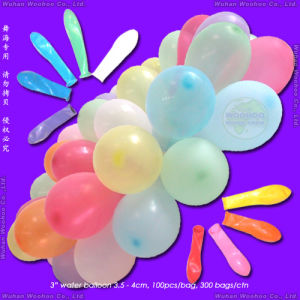 Rubber Water Game Balloon for Children Water Game War pictures & photos