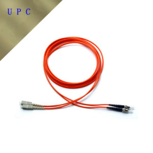 Fiber Optic Patch Cord Mm (ST-LC) for Telecom (EYA-TM-ST-LC)
