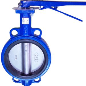 Butterfly Valve Center Line Water Type