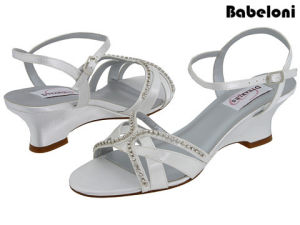 3c497d9c151 China Ladies Sandals 2016 Party Women Shoes Low Heel Shoes - China Shoes