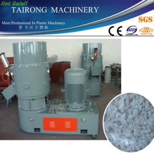 Plastic Waste Film Recycling Granulation Film Agglomerator /Compactor pictures & photos