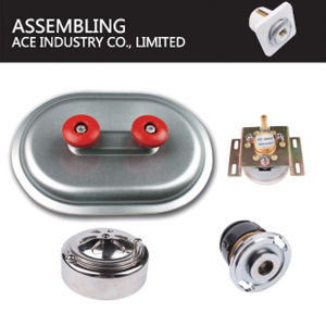 Custom Stainless Steel Hardware Component in China pictures & photos