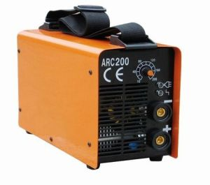 DC MMA 200 Inverter Welding Machine, Arc Welding Machine